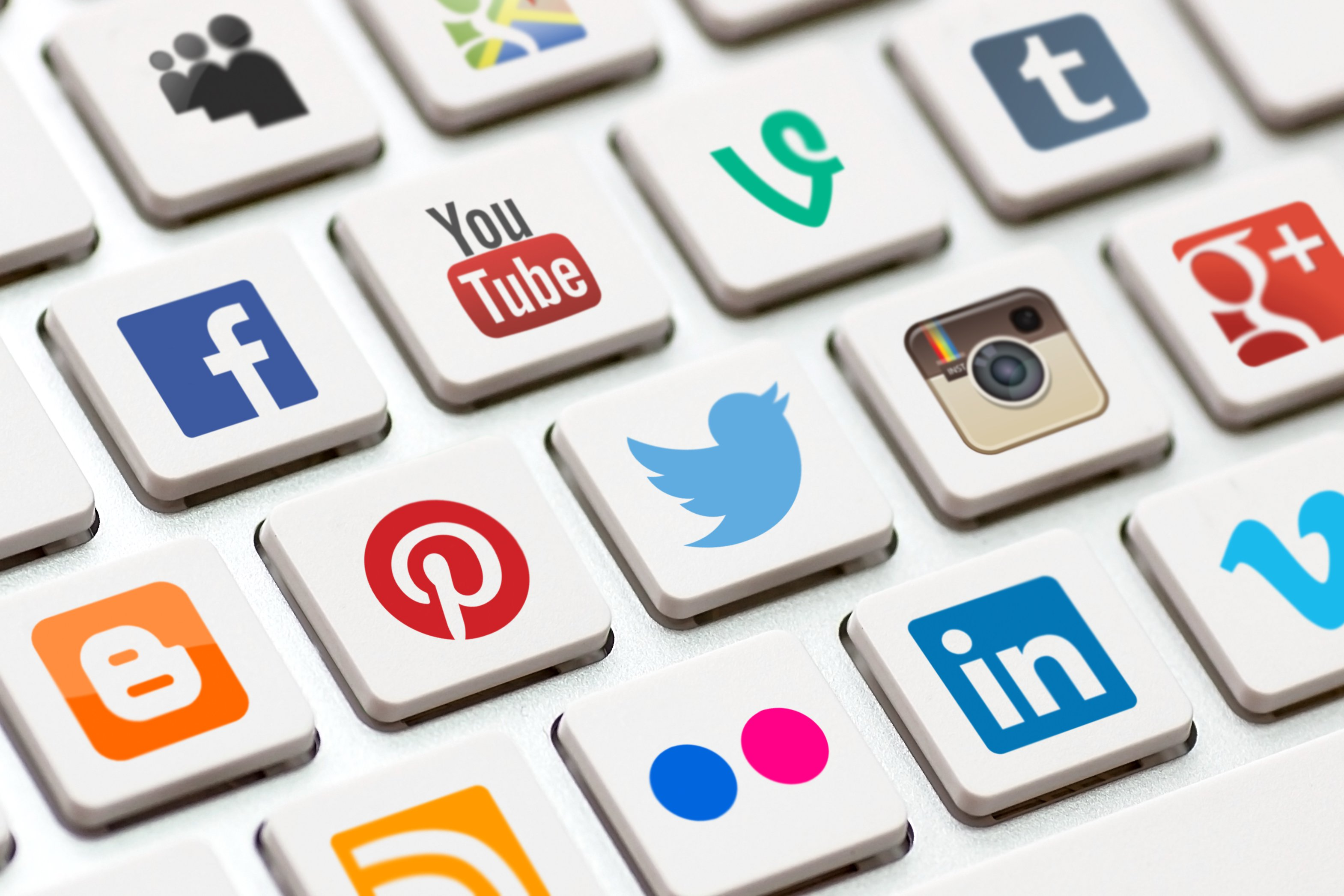 Bedrijven en social media